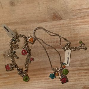 Brighton Necklace & Bracelet NWT